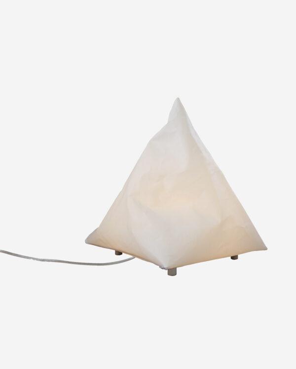 Lysende isbjerg - B2 gulvlampe med dimmer