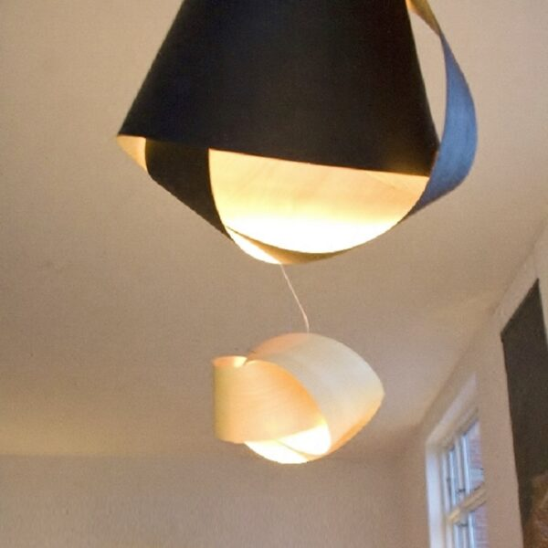 Gamma-finér-lampe