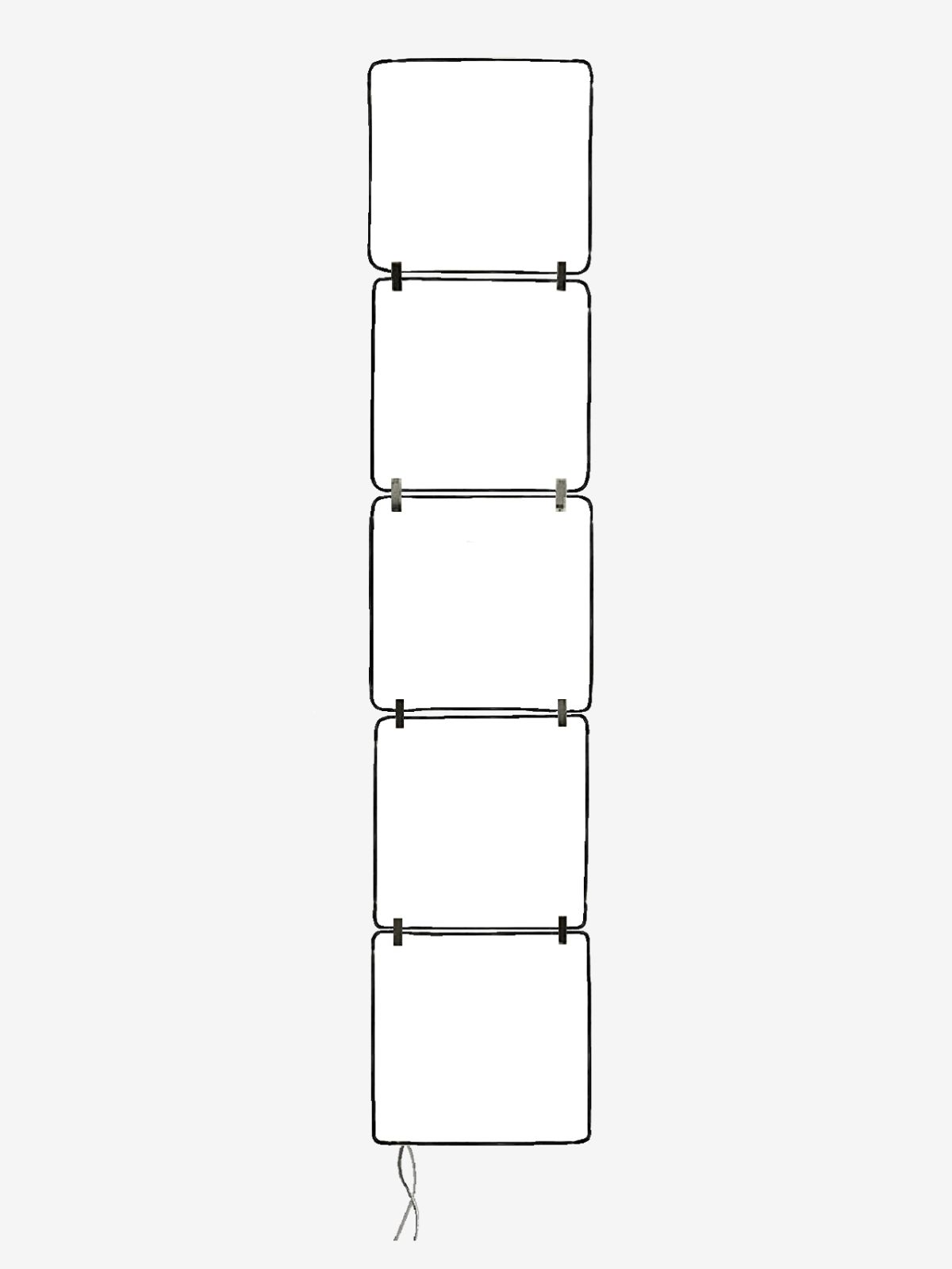 B5 væglampe - Produktinformationer.